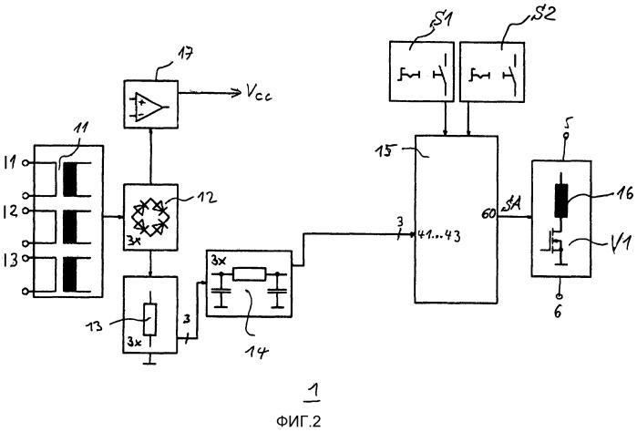Электронный расцепитель максимального тока для защитных автоматов
