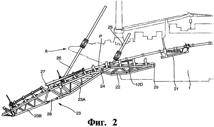 Трубоукладочное судно и способ укладки трубопровода с судна (варианты)