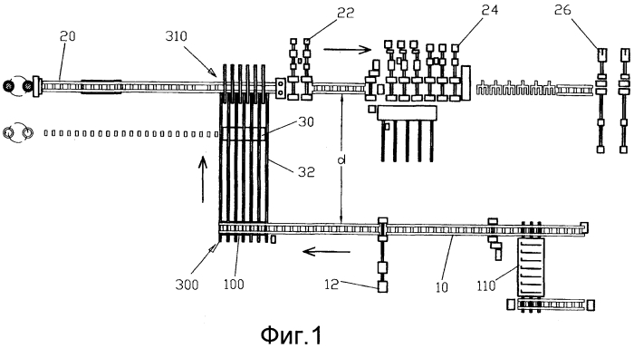 Транспортная система и способ транспортировки подлежащего прокатке материала по меньшей мере между двумя обрабатывающими линиями