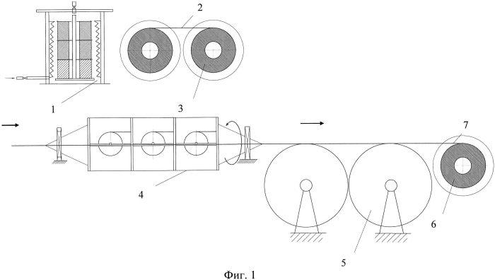 Способ изготовления сталемедных эластичных проводов