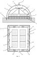 Тепличный комплекс для районов крайнего севера (устройство и способ)