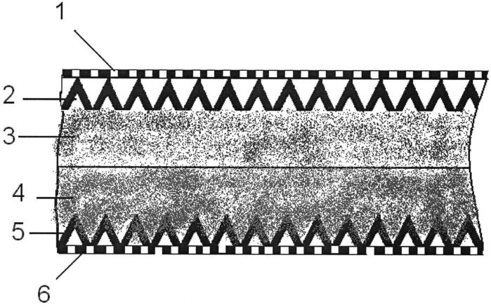 Звукопоглощающий элемент для акустических экранов, штучных звукопоглотителей, перегородок