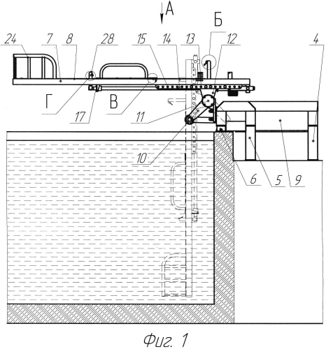 Устройство для подводного вертикального вытяжения позвоночника
