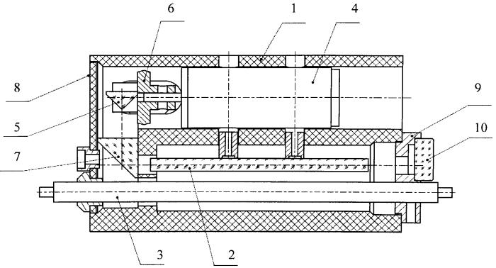 Лазер с модуляцией добротности резонатора