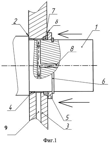 Ротор центробежного компрессора
