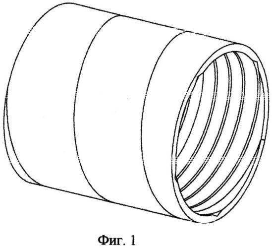 Способ изготовления тонкостенного самосмазывающегося подшипника скольжения навивкой из металлической ленты