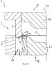Обтяжное устройство, способ обтяжной вытяжки заготовки и полученная обтяжной вытяжной деталь