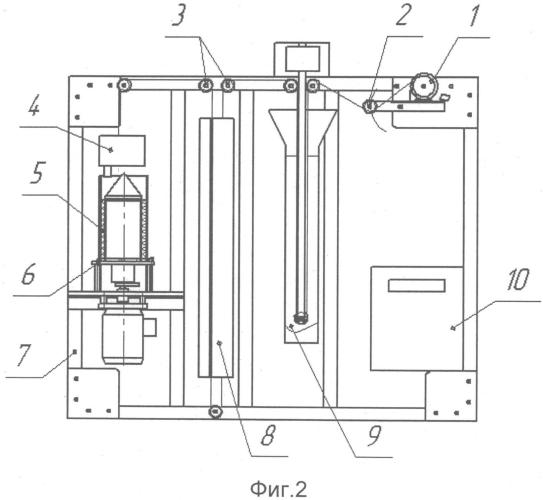 Способ и устройство для изготовления регенеративного теплообменника из проволочного материала