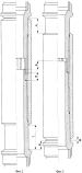 Разъемное соединение длинномерной гибкой трубы