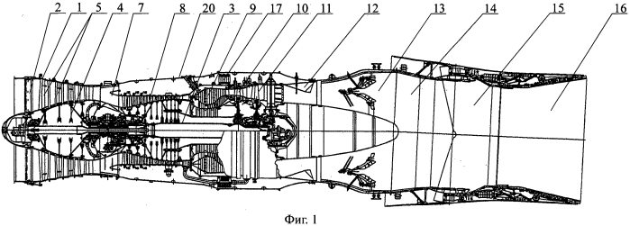 Способ доводки опытного турбореактивного двигателя