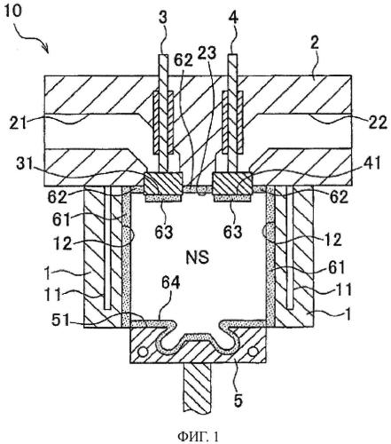 Двигатель внутреннего сгорания и способ его изготовления
