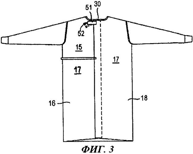 Предмет медицинской одежды