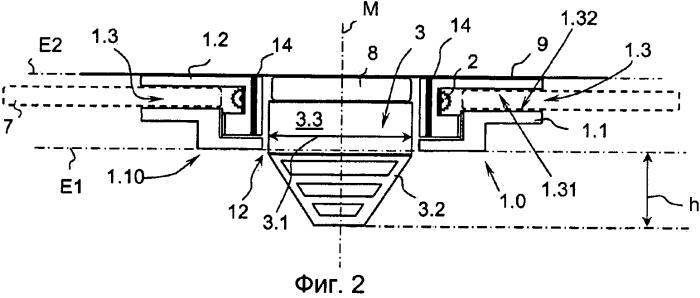Система безопасности, содержащая дымовой детектор и средства сигнализации