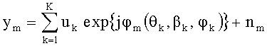 Способ определения характеристик наложившихся друг на друга радиосигналов одной частоты