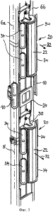 Устройство и способ восстановления поврежденного места в находящейся под водой зоне стенки емкости или резервуара
