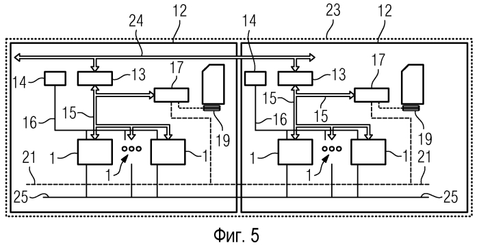 Тормозная система с интеллектуальным исполнительным механизмом для торможения рельсового транспортного средства