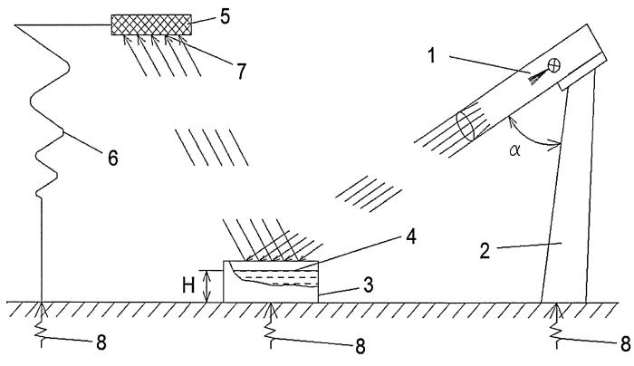 Оптико-электрический преобразователь механических волн