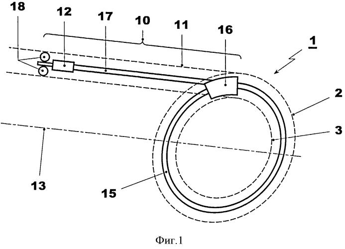 Способ и устройство для проверки затяжки сердечника статора электрической машины