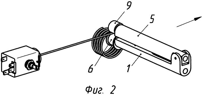 Способ размотки спирали сильфонной трубки терморегулятора