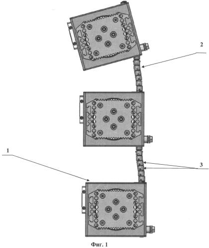 Модульный вакуумный выключатель