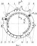 Каркас поворотного сопла из композиционных материалов, способ его изготовления и выкладочно-прессовочная оснастка для осуществления способа
