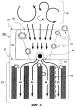 Тороидальная газовая турбина пограничного слоя