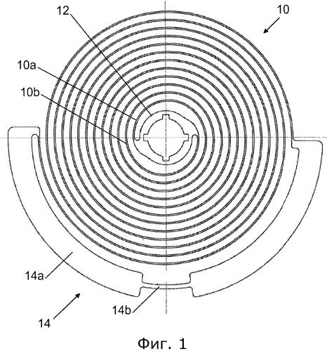 Спиральная пружина