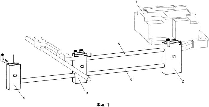Совмещенный кабельный коллектор и способы его строительства (варианты)