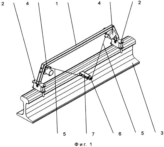 Универсальное координатное устройство для ручного дефектоскопа
