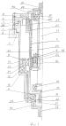 Способ изготовления и сборки/разборки волновой герметичной передачи и устройство для их осуществления