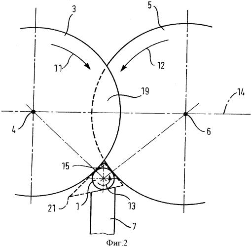 Бесцентровый круглошлифовальный станок для шлифования прутковых заготовок и способ их бесцентрового круглого шлифования