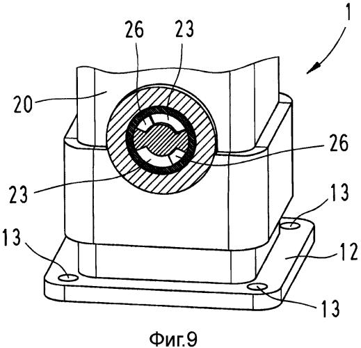 Блокирующее устройство для корпуса штекерного разъема