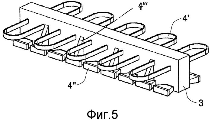 Устройство для присоединения железобетонных плит к стенной или потолочной конструкции из железобетона
