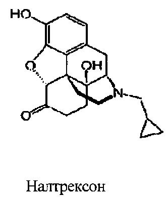 Соединения опиоидных антагонистов и их применение при лечении склеродермии