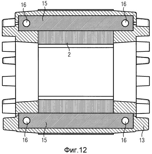 Короткозамкнутый ротор с пусковым стержнем