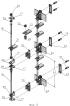 Металлическая опора с фиксирующим узлом от сползания (варианты)