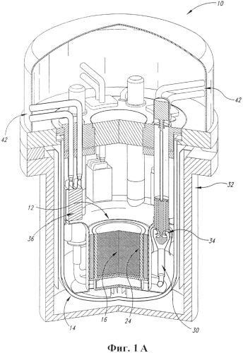 Реактор ядерного деления на стоячей волне и способы