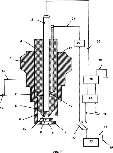 Система зажигания топливовоздушной смеси, свеча зажигания и способ воспламенения топливовоздушной смеси