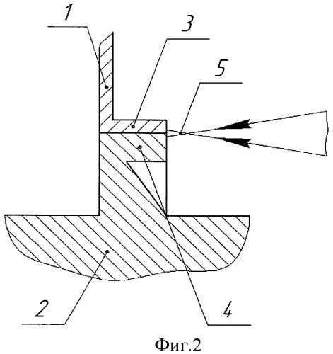 Способ сварки деталей разной толщины из разнородных металлов