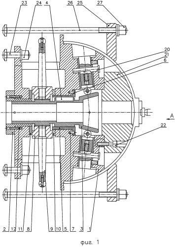 Устройство для закрепления тонкостенных деталей оболочкового типа при механической обработке