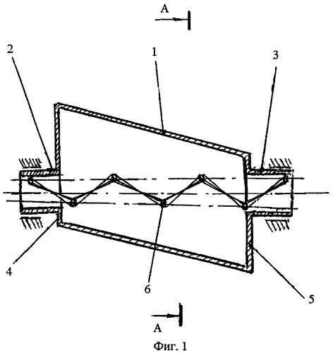 Установка для измельчения сыпучих материалов (варианты)