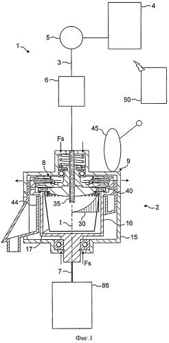 Устройство для приготовления напитков центрифугированием