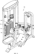 Силовой тренажер с системой обнаружения нагрузки