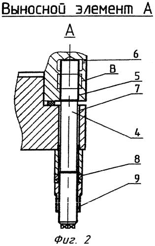 Способ защиты от схватывания крупных высоконагруженных резьбовых соединений крышки и корпуса камеры парогенератора реакторной установки и резьбовое соединение парогенератора реакторной установки