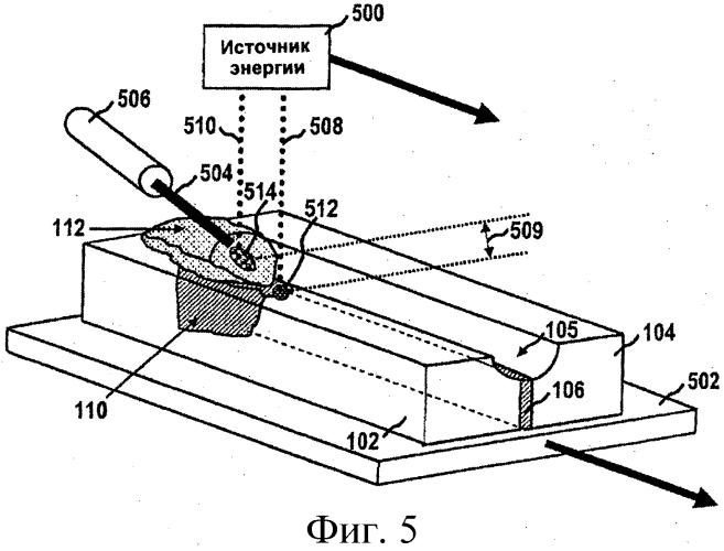 Способ и установка для сварки лазерным лучом по меньшей мере двух компонентов