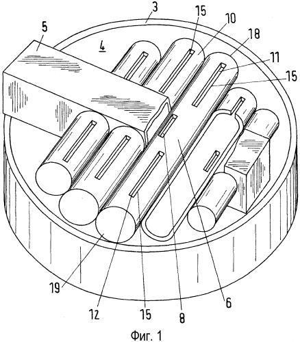 Впускное устройство для текучей среды