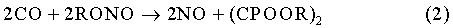 Способ производства с1-с4 алкил нитрита