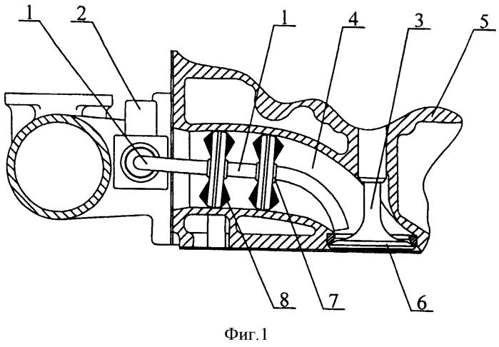 Устройство для подвода к двигателю газообразного топлива