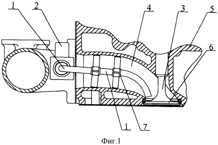 Устройство для питания двигателя газообразным топливом