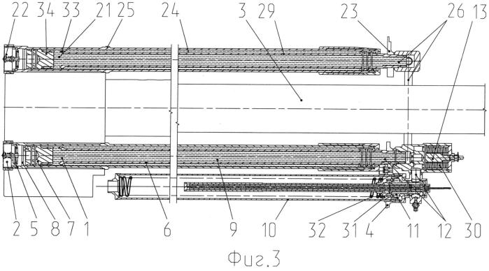 Тормоз отката артиллерийского орудия